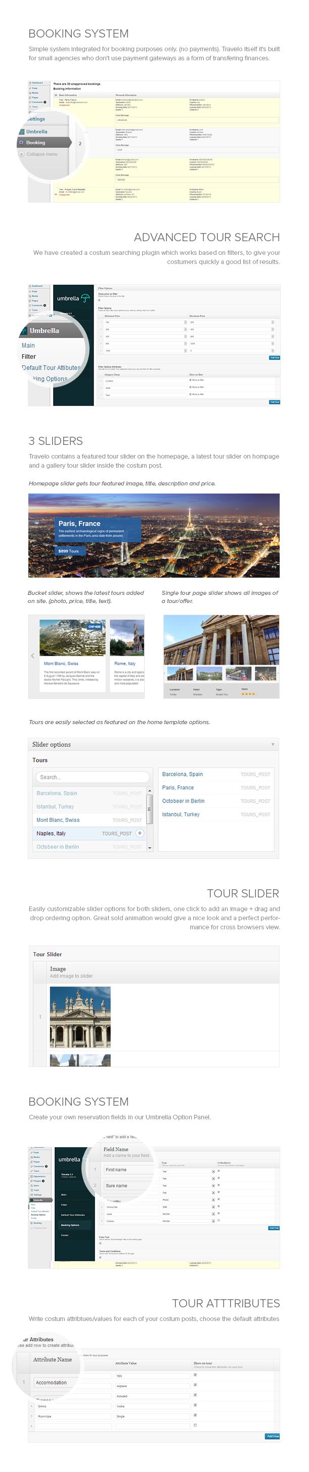 Travelo - Responsive Booking WordPress Theme - 5